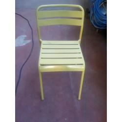 Sedie in ferro VINTAGE usate